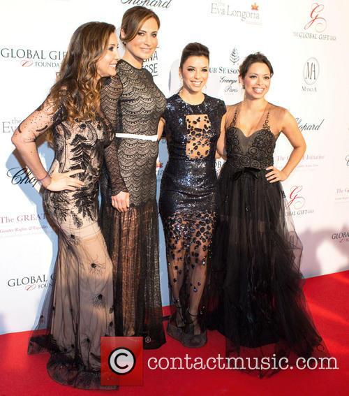 Maria Bravo, Eva Longoria and Alina Peralta 3
