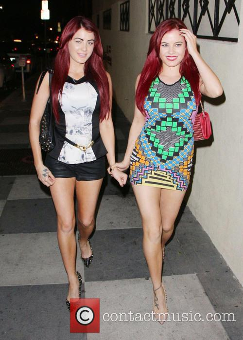 Melissa Howe and Carla Howe