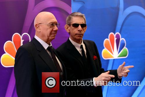 Dann Florek and Richard Belzer 3