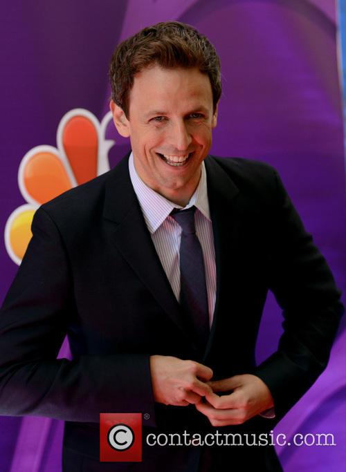 Seth Meyers, Manhattan
