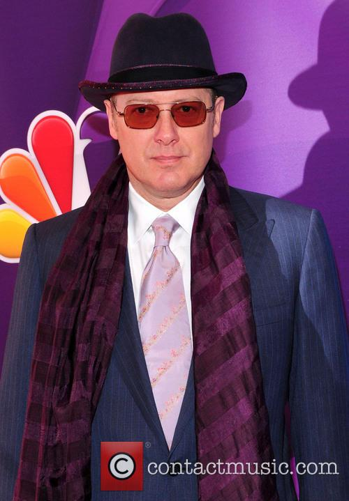 James Spader, NBC Upfront Presentation