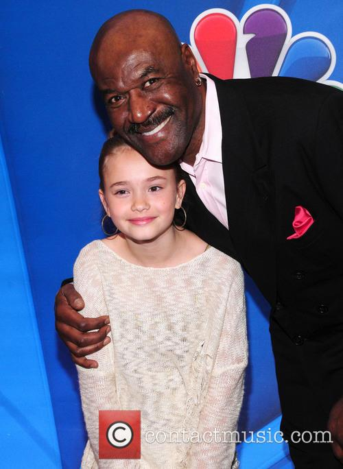 Johnny Sequoyah and Delroy Lindo 7