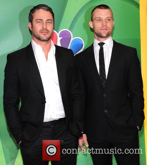 Taylor Kinney and Jesse Spencer 6