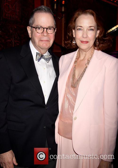 Peter Bartlett and Harriet Harris 1
