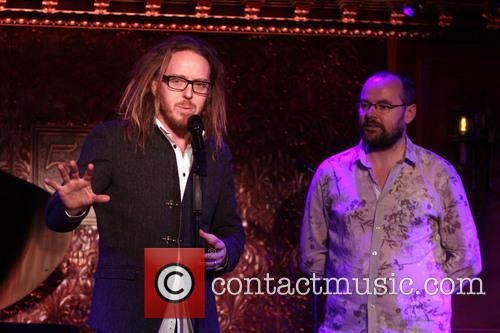 Tim Minchin and Dennis Kelly 3