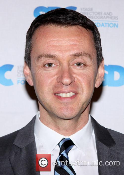 Jerry Mitchell and Andrew Lippa 1