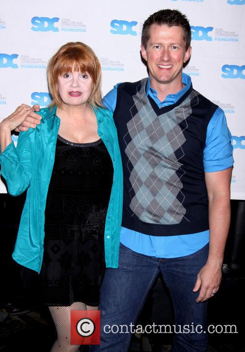 Annie Golden and Jason Gillman 2