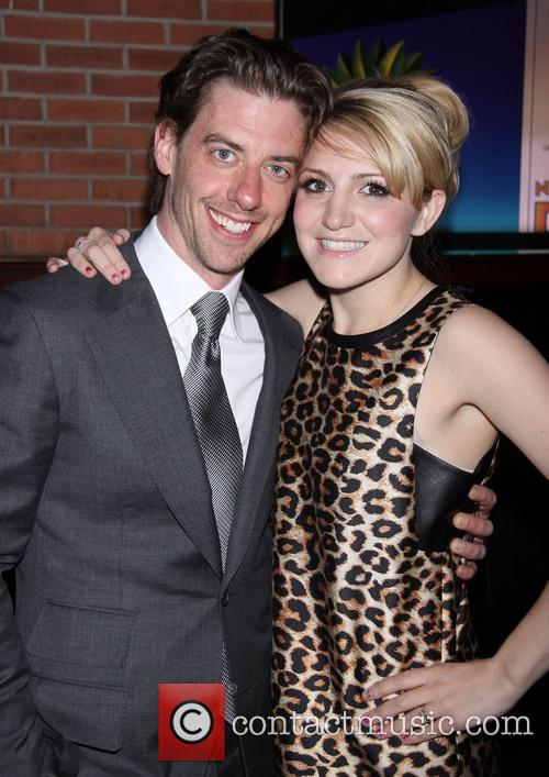 Christian Borle and Annaleigh Ashford