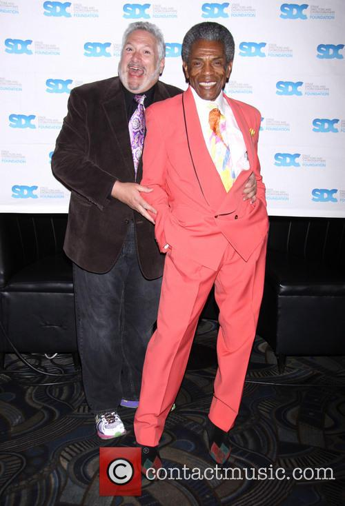 Harvey Fierstein and Andre De Shields 3