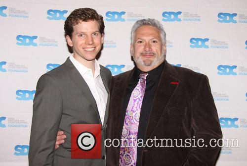 Stark Sands and Harvey Fierstein 2