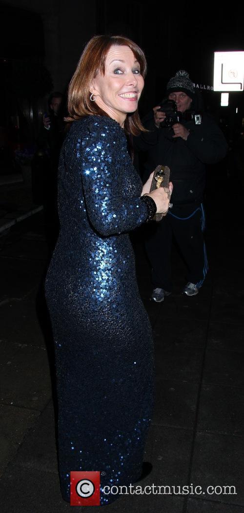 Kay Burley, Academy Awards, Grosvenor House