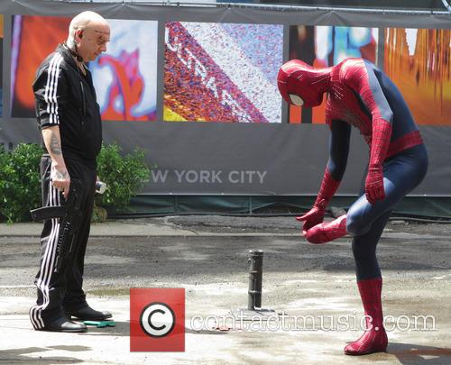 Andrew Garfield and Paul Giamatti 3