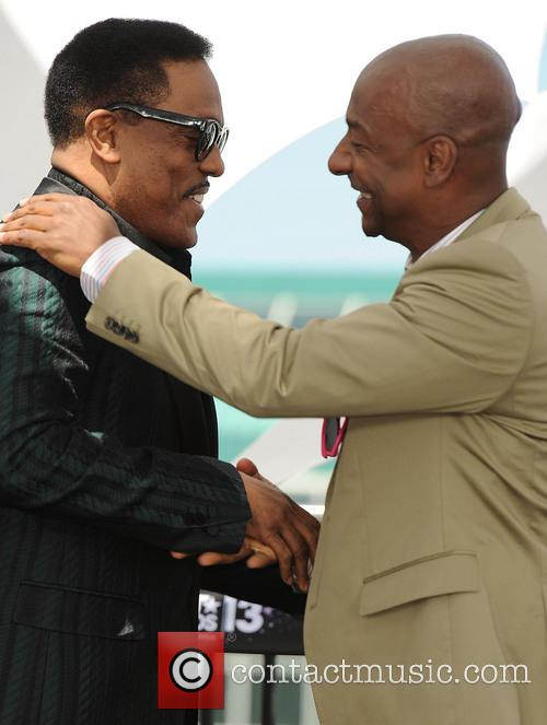 Charlie Wilson and Stephen G. Hill 6