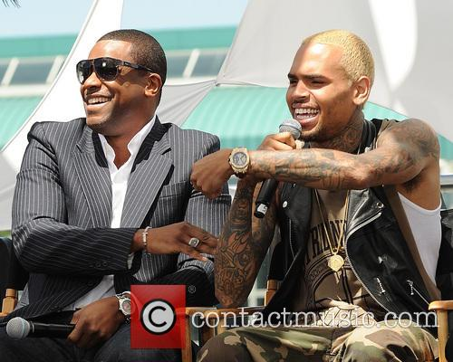 chris tucker chris brown bet awards 2013 press 3662880