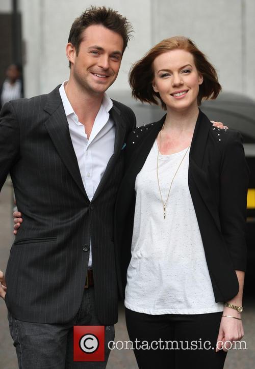 Jules Knight and Niamh Mcgrady 2