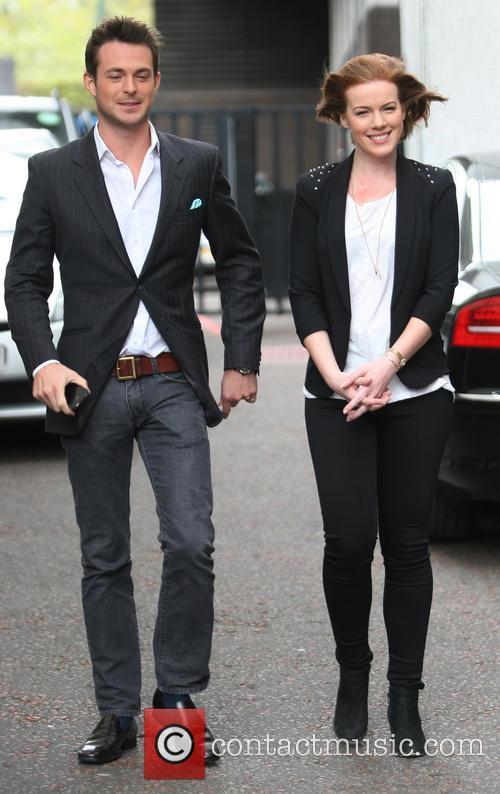 Niamh Mcgrady and Jules Knight 1