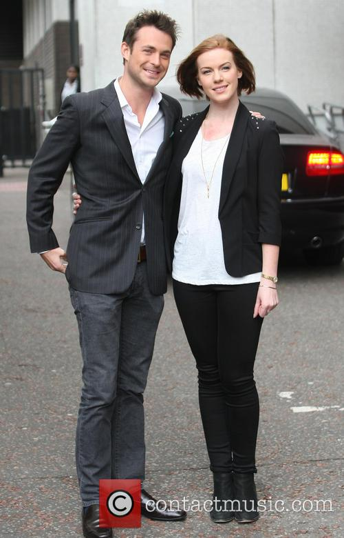 Jules Knight and Niamh Mcgrady 1