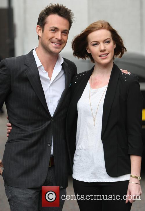 Niamh Mcgrady and Jules Knight 2