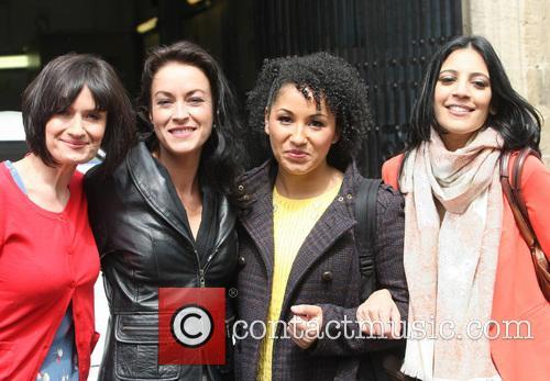 Dido, Elisabeth Dermot Walsh, Danielle Henry and Vineeta Rishi 2