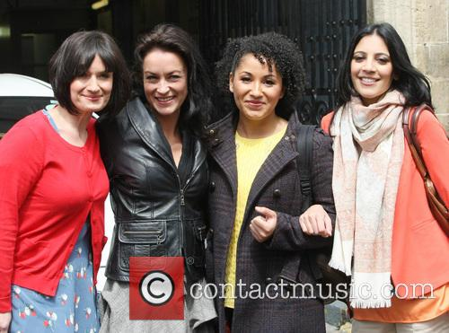 Dido, Elisabeth Dermot Walsh, Danielle Henry and Vineeta Rishi
