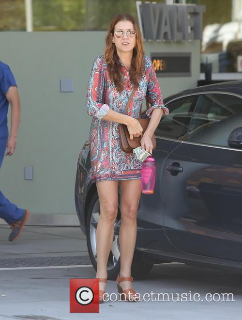 Kate Walsh seen out and about