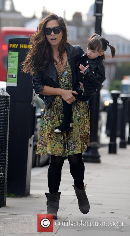 Myleene Klass and Hero Quinn 2