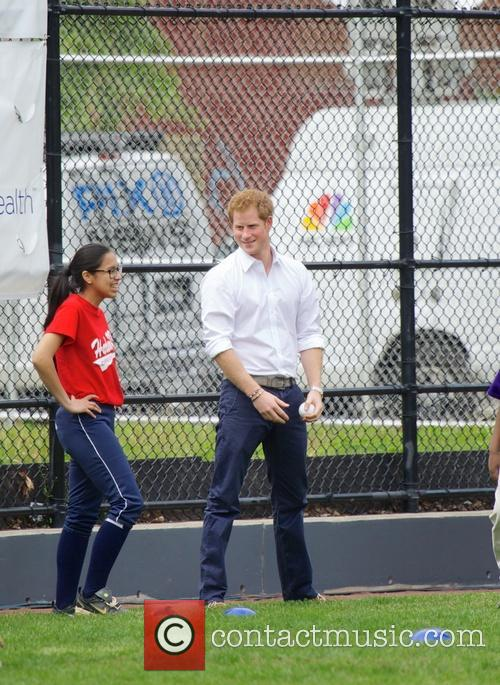 Prince Harry and Harlem 2