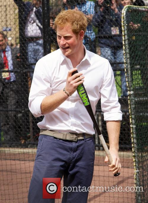 Prince Harry and Harlem 3