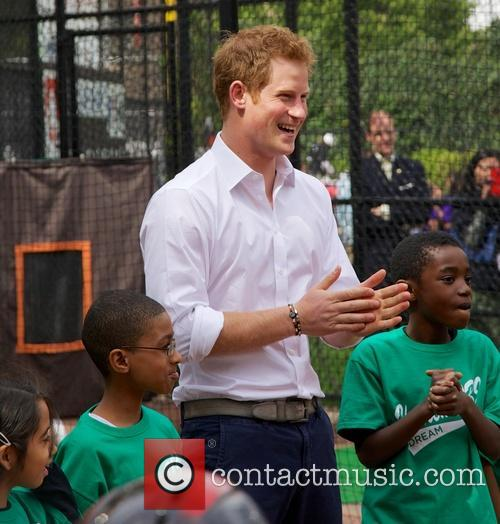 Prince Harry, Harlem