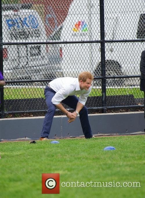 Prince Harry and Harlem 10