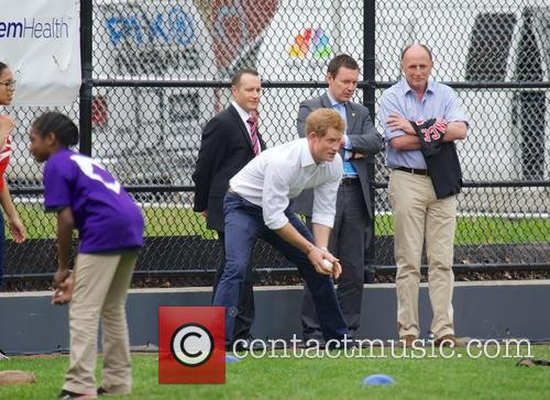 Prince Harry and Harlem 16
