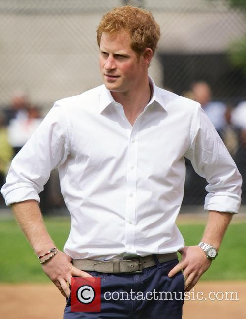 Prince Harry and Harlem 18