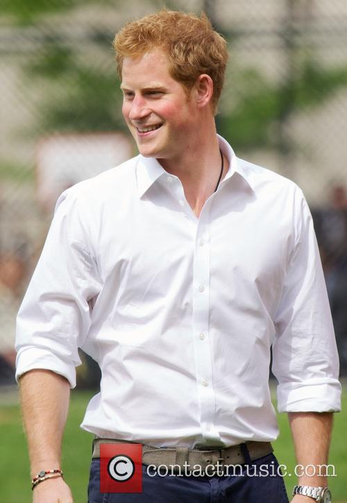 Prince Harry and Harlem 20