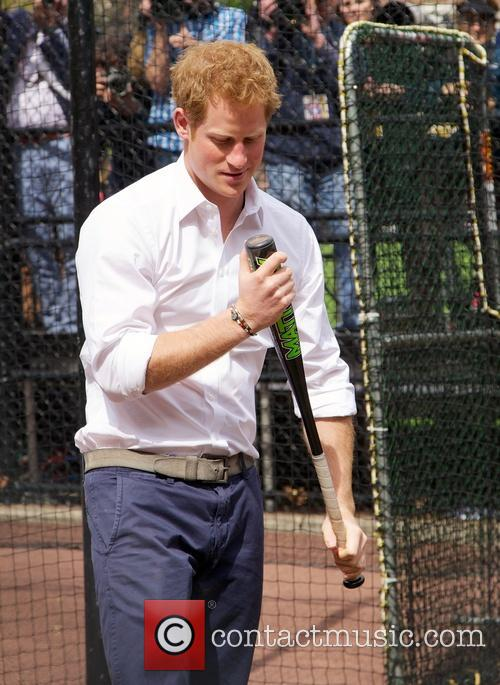 Prince Harry and Harlem 25