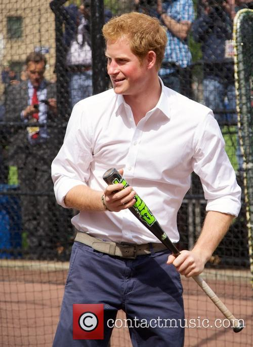 Prince Harry and Harlem 28