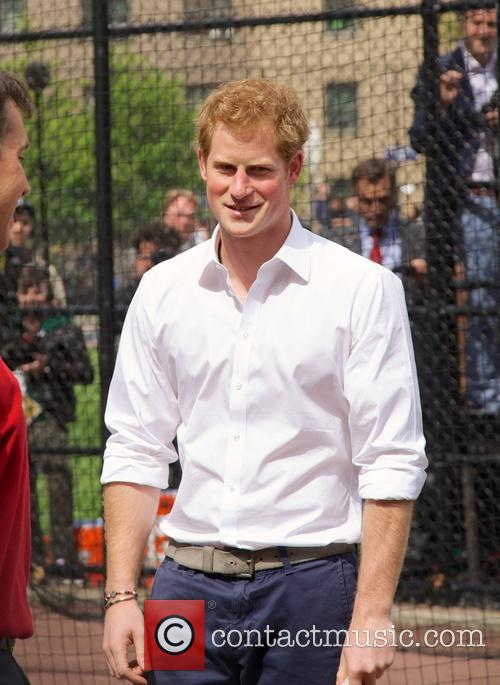 Prince Harry and Harlem 1