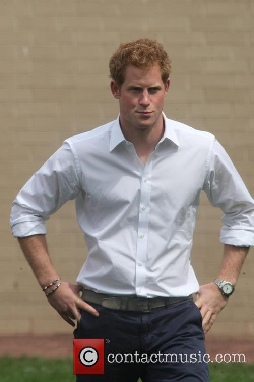 Prince Harry and Harlem 36