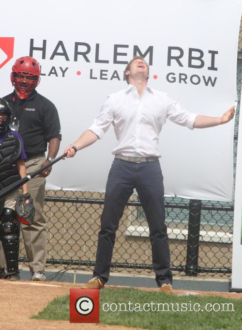 Prince Harry and Harlem 54