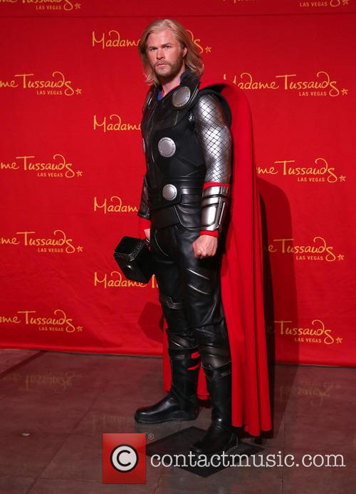 Thor Wax Figure Unveiling