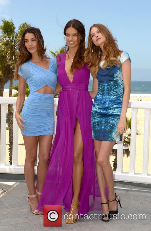 Lily Aldridge, Adriana Lima and Behati Prinsloo 3