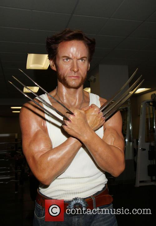 Hugh Jackman and Wolverine 7