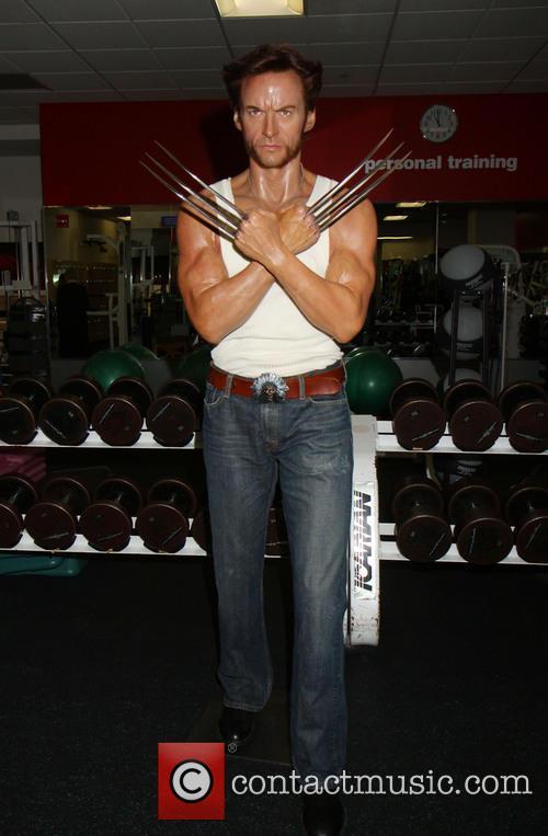 Hugh Jackman and Wolverine 12