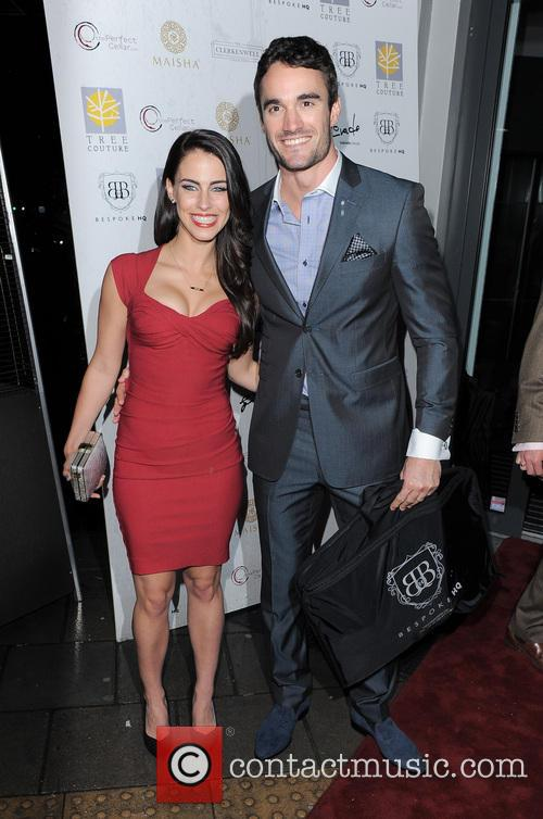 Jessica Lowndes, Thom Evans