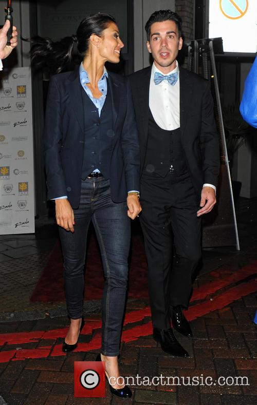 Melanie Sykes and Jack Cockings 7