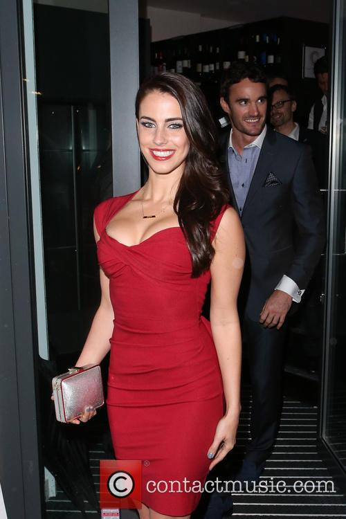 Jessica Lowndes and Thom Evans 5
