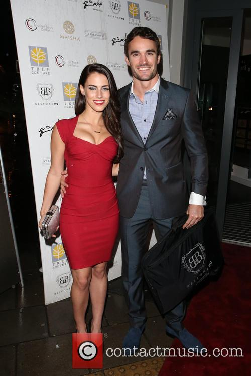 Jessica Lowndes and Thom Evans 7