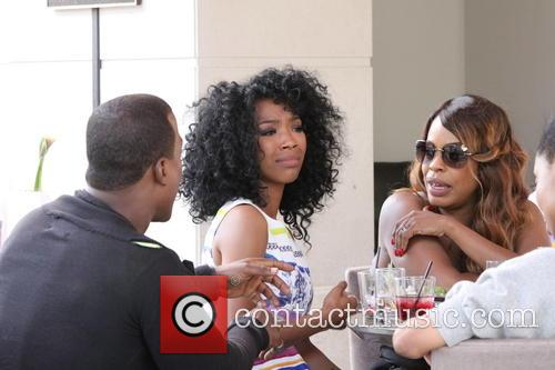 Won-g Bruny, Brandy Norwood and Niecy Nash 2