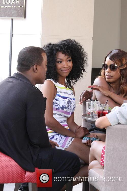 Won-g Bruny, Brandy Norwood and Niecy Nash 3