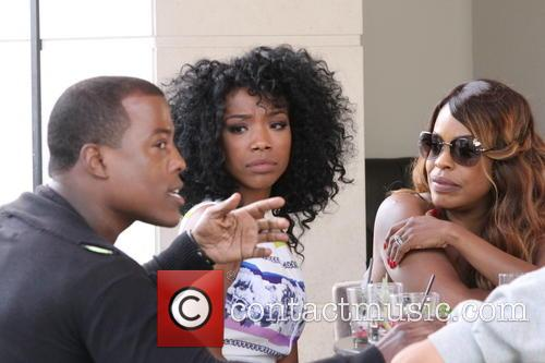 Won-g Bruny, Brandy Norwood and Niecy Nash 4