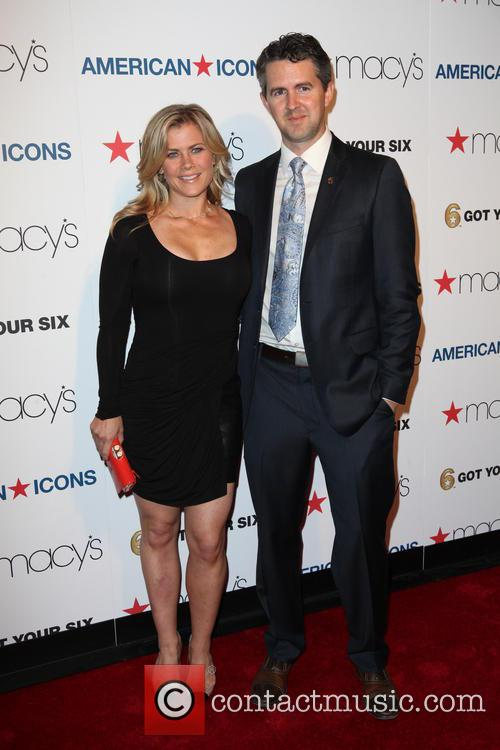 Alison Sweeney, Chris Marvin, Gotham Hall 1356 Broadway at 36th Street, Gotham Hall